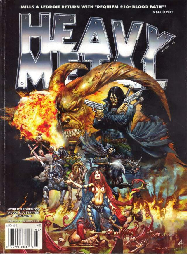 Heavy Metal Vol 36 1