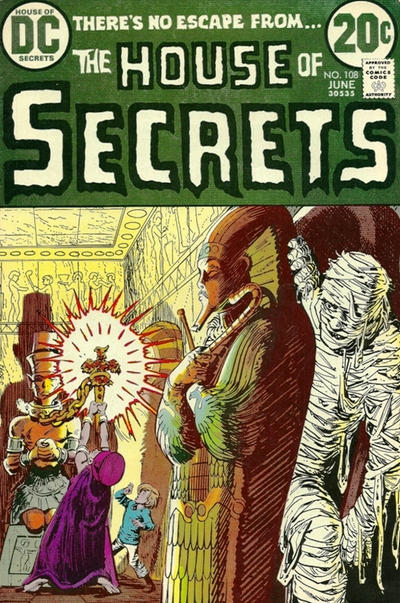 House of Secrets Vol 1 108
