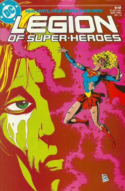 Legion of Super-Heroes Vol 3 16