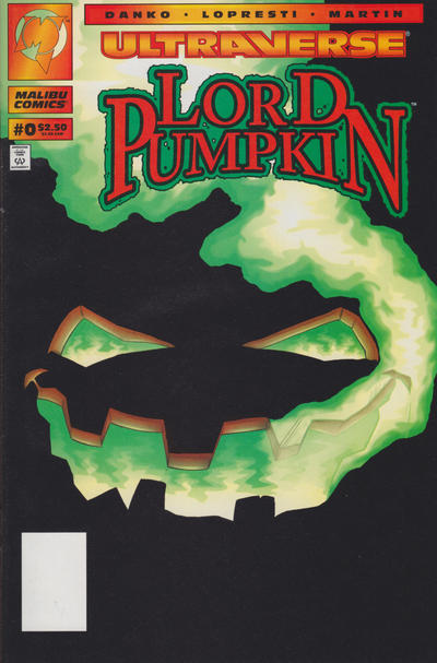 Lord Pumpkin Vol 1 0-B