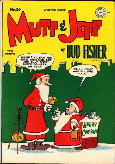 Mutt & Jeff Vol 1 20