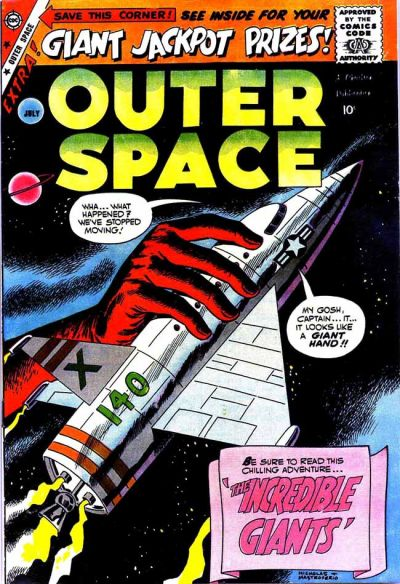 Outer Space Vol 1 23