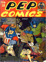 Pep Comics Vol 1 30