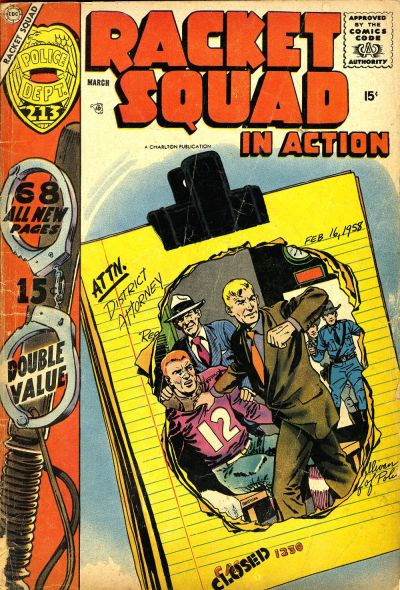 Racket Squad in Action Vol 1 29