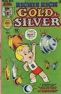 Richie Rich Gold & Silver Vol 1 3