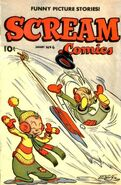 Scream Comics (1944) Vol 1 6