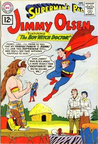 Superman's Pal, Jimmy Olsen Vol 1 58