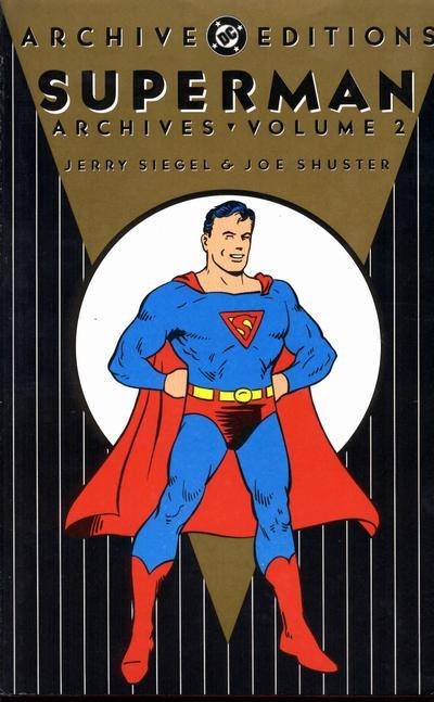 Superman Archives Vol 1 2