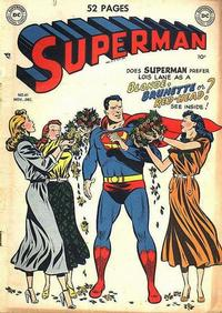 Superman Vol 1 61