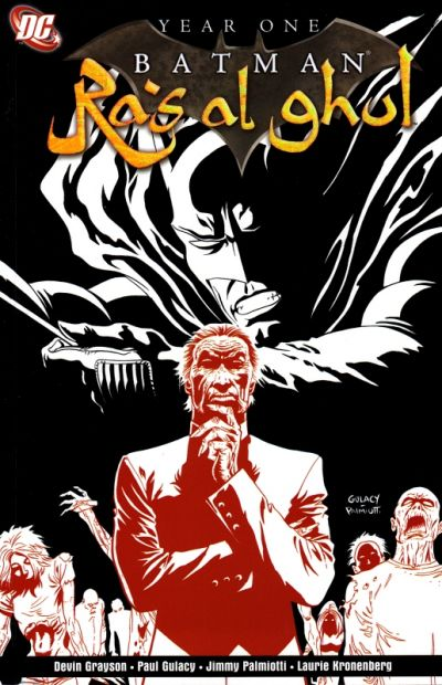 Year One: Batman/Ra's al Ghul Vol 1 2