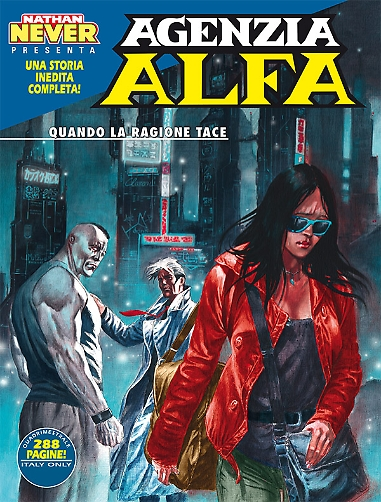 Agenzia Alfa Vol 1 30