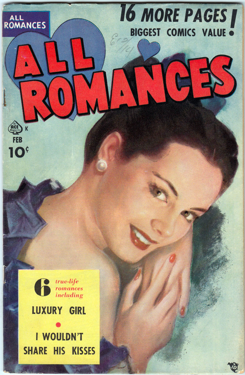 All Romances Vol 1 4