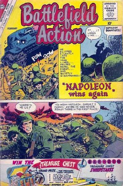 Battlefield Action Vol 1 34