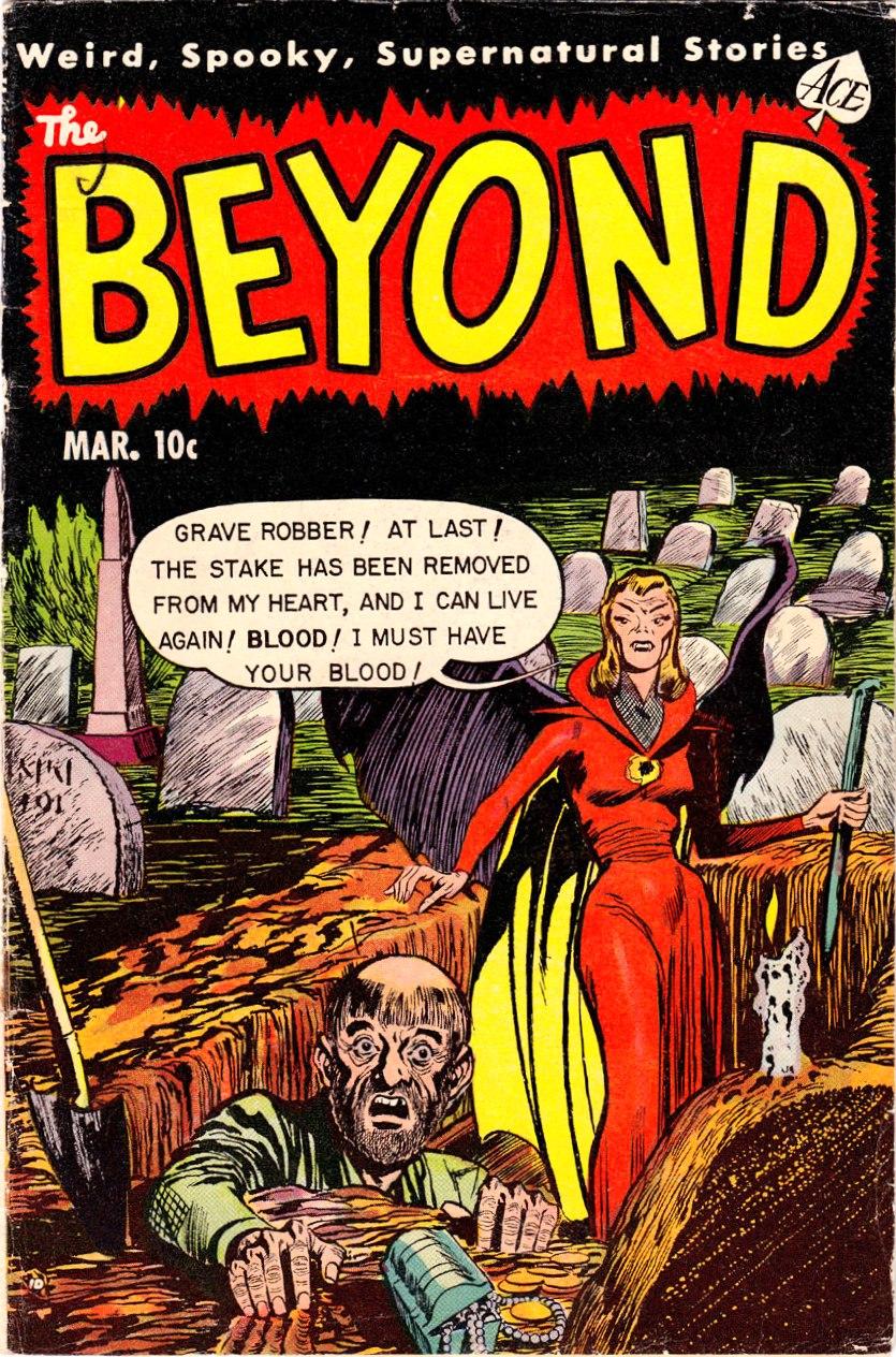 The Beyond Vol 1 19