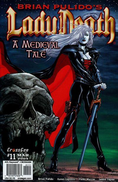 Brian Pulido's Lady Death: A Medieval Tale Vol 1 11