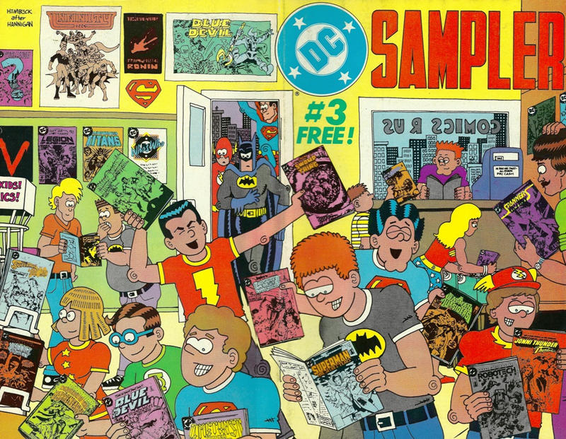 DC Sampler Vol 1 3
