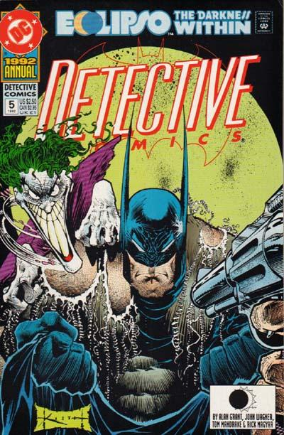 Detective Comics Annual Vol 1 5