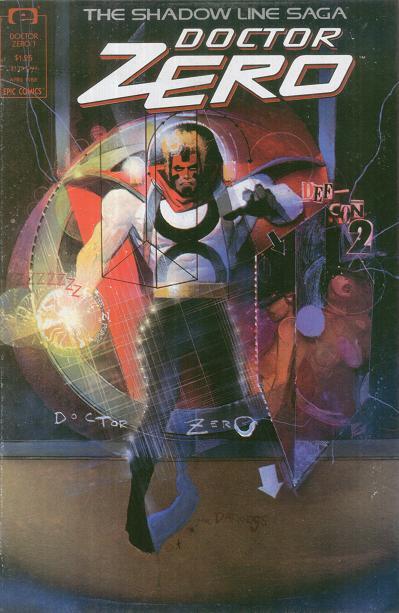 Doctor Zero Vol 1 1