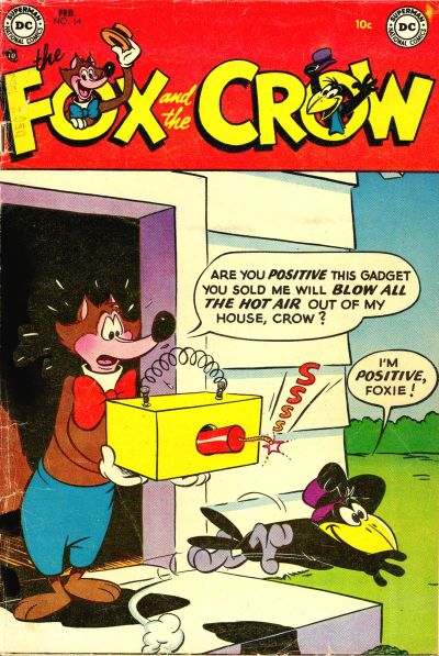 Fox and the Crow Vol 1 14
