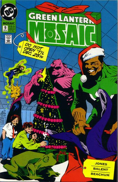 Green Lantern: Mosaic Vol 1 9