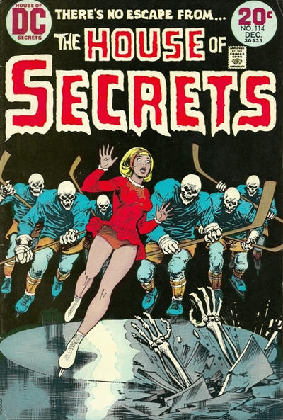 House of Secrets Vol 1 114