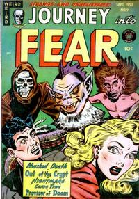 Journey Into Fear Vol 1 9