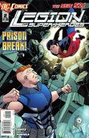 Legion of Super-Heroes Vol 7 2