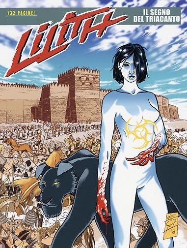Lilith Vol 1 1