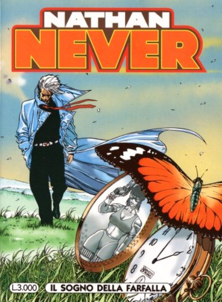 Nathan Never Vol 1 72