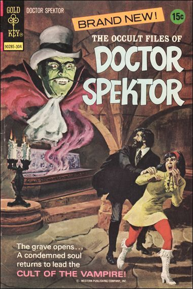 Occult Files of Dr. Spektor Vol 1