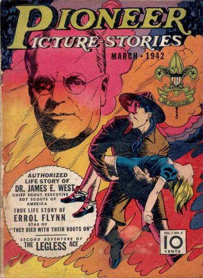 Pioneer Picture-Stories Vol 1 2