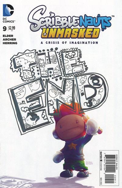Scribblenauts Unmasked: A Crisis of Imagination Vol 1 9