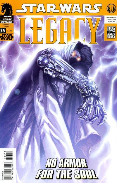 Star Wars: Legacy Vol 1 35