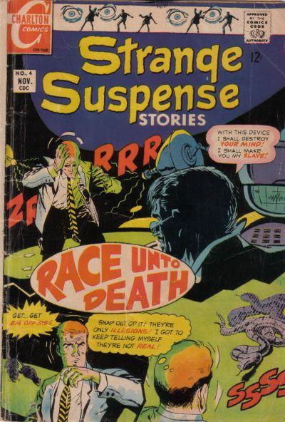 Strange Suspense Stories Vol 2 4
