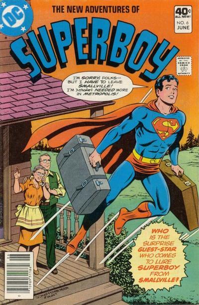 Superboy Vol 2 6