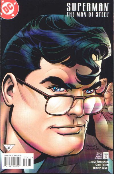 Superman: Man of Steel Vol 1 74