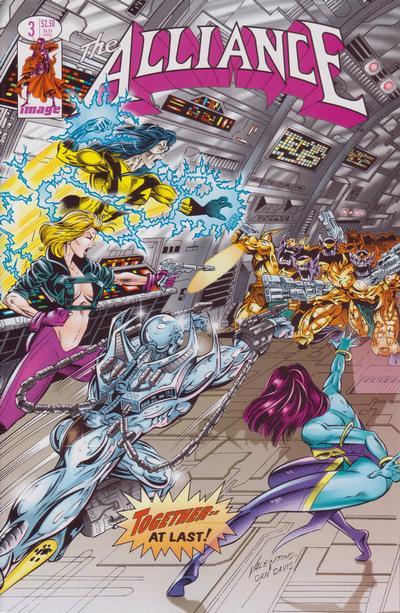 The Alliance Vol 1 3