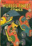 World's Finest Comics Vol 1 34
