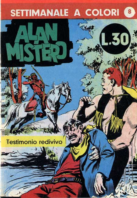 Alan Mistero Vol 1 8