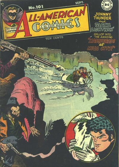 All-American Comics Vol 1 101