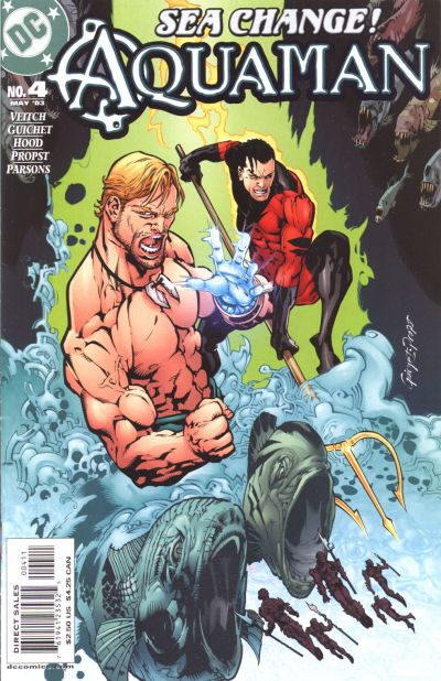Aquaman Vol 6 4