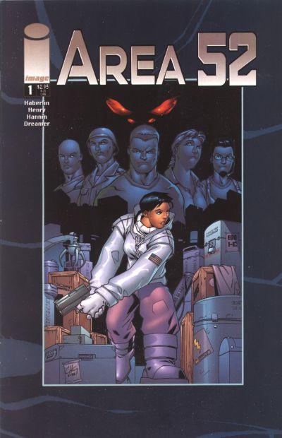 Area 52 Vol 1 1