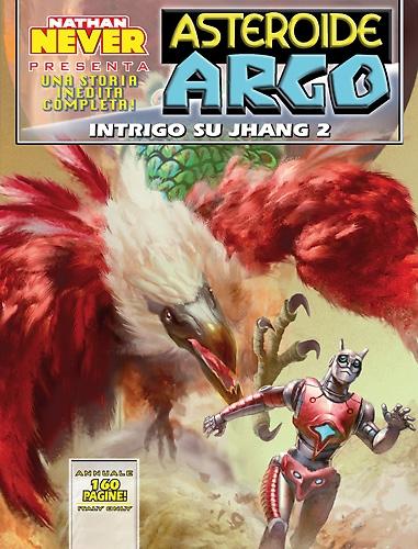 Asteroide Argo Vol 1 6