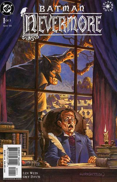 Batman: Nevermore Vol 1 1