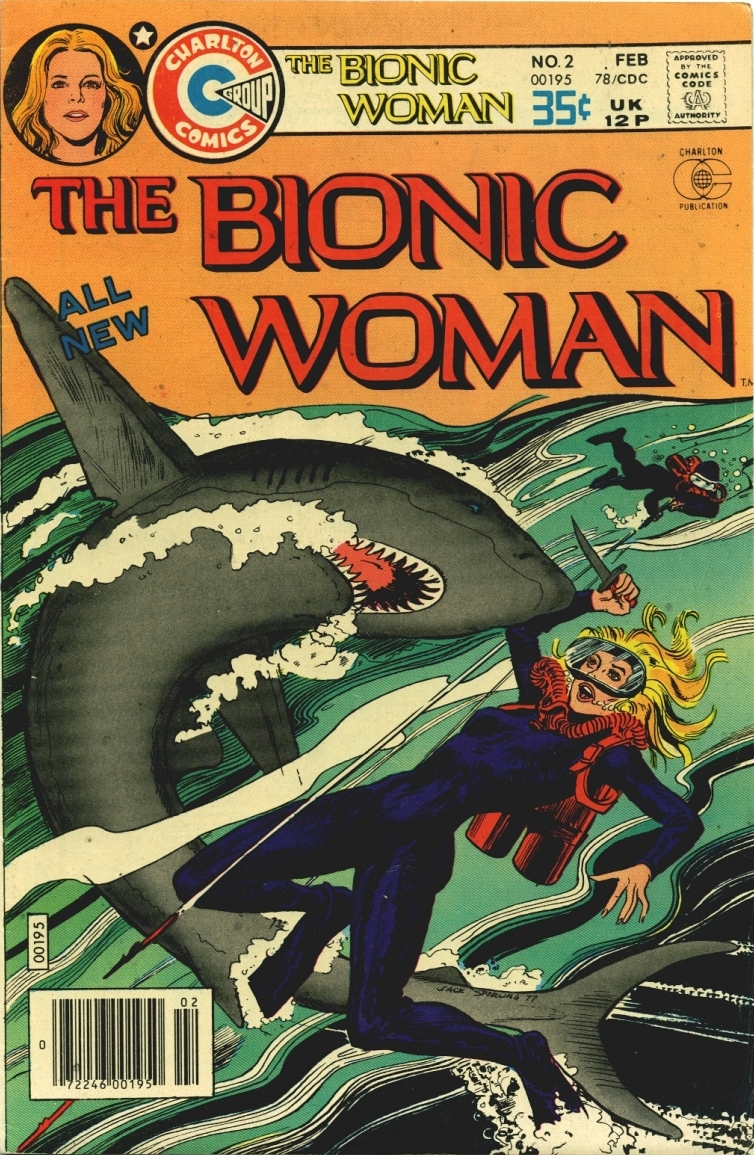 The Bionic Woman Vol 1 2