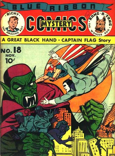 Blue Ribbon Comics Vol 1 18