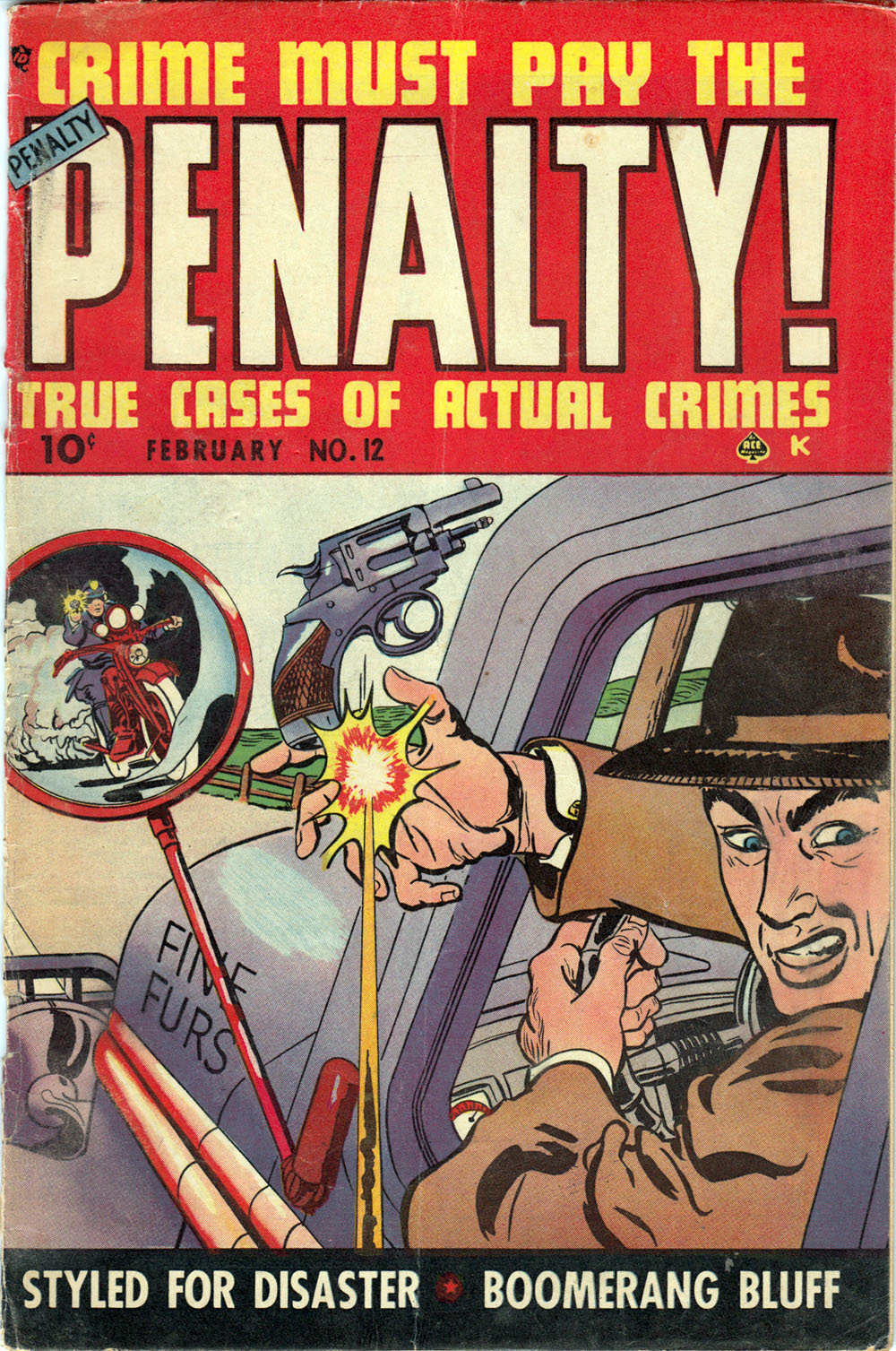 Crime Must Pay the Penalty Vol 2 12