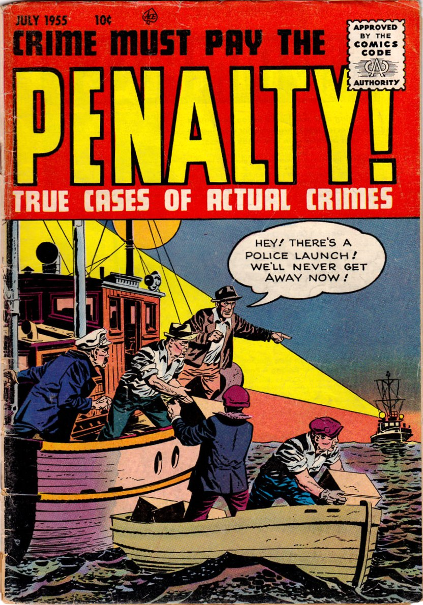 Crime Must Pay the Penalty Vol 2 46