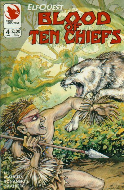 Elfquest: Blood of Ten Chiefs Vol 1 4
