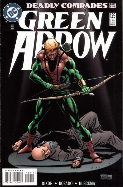 Green Arrow Vol 2 129